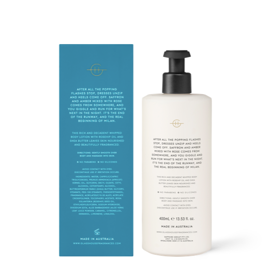 Midnight In Milan - 400ml Body Lotion