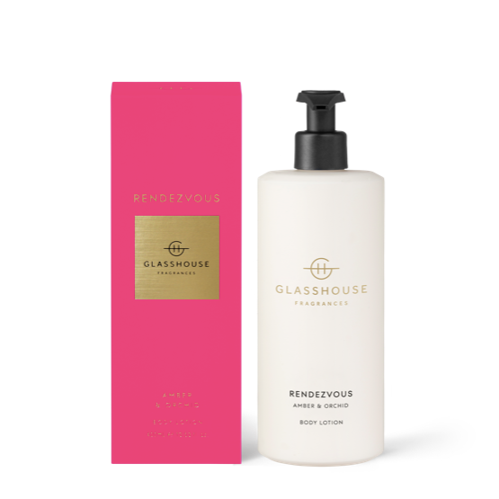 Rendezvous - 400ml Body Lotion