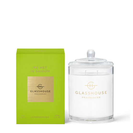 We Met In Saigon - 380g Candle