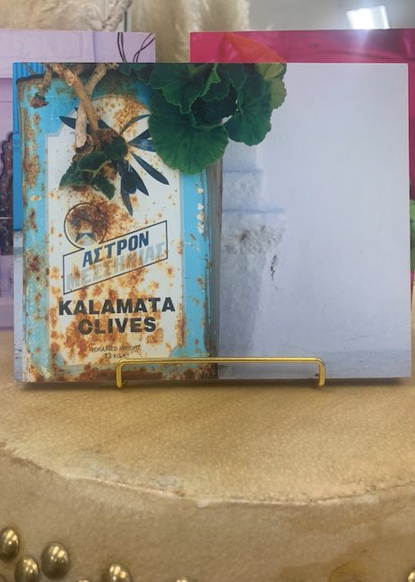 Kalmata Greek Islands - Medium Wall Art