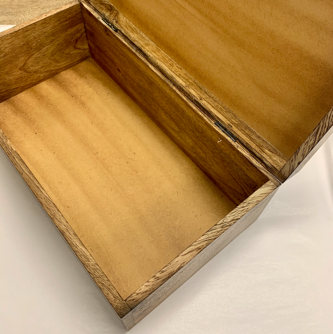 Wooden/Shell Jewellery Box
