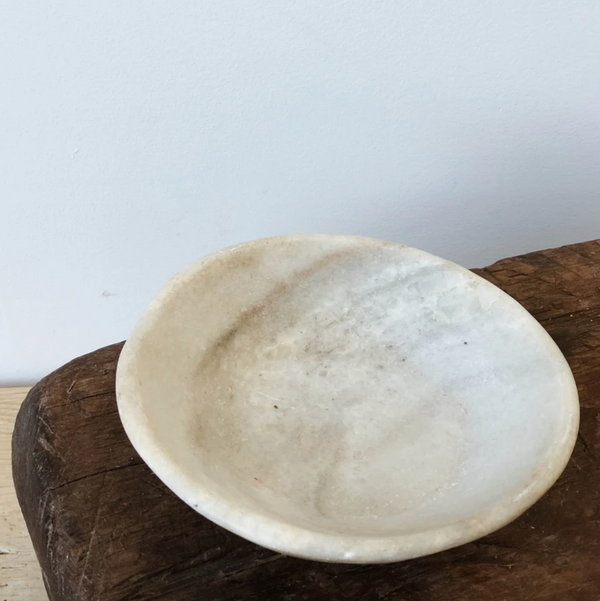 Indian Marble Bowl