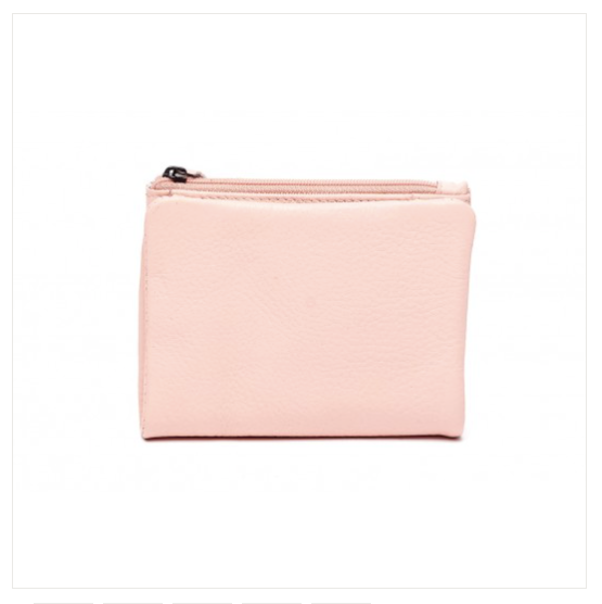 Allegra Wallet - Blush