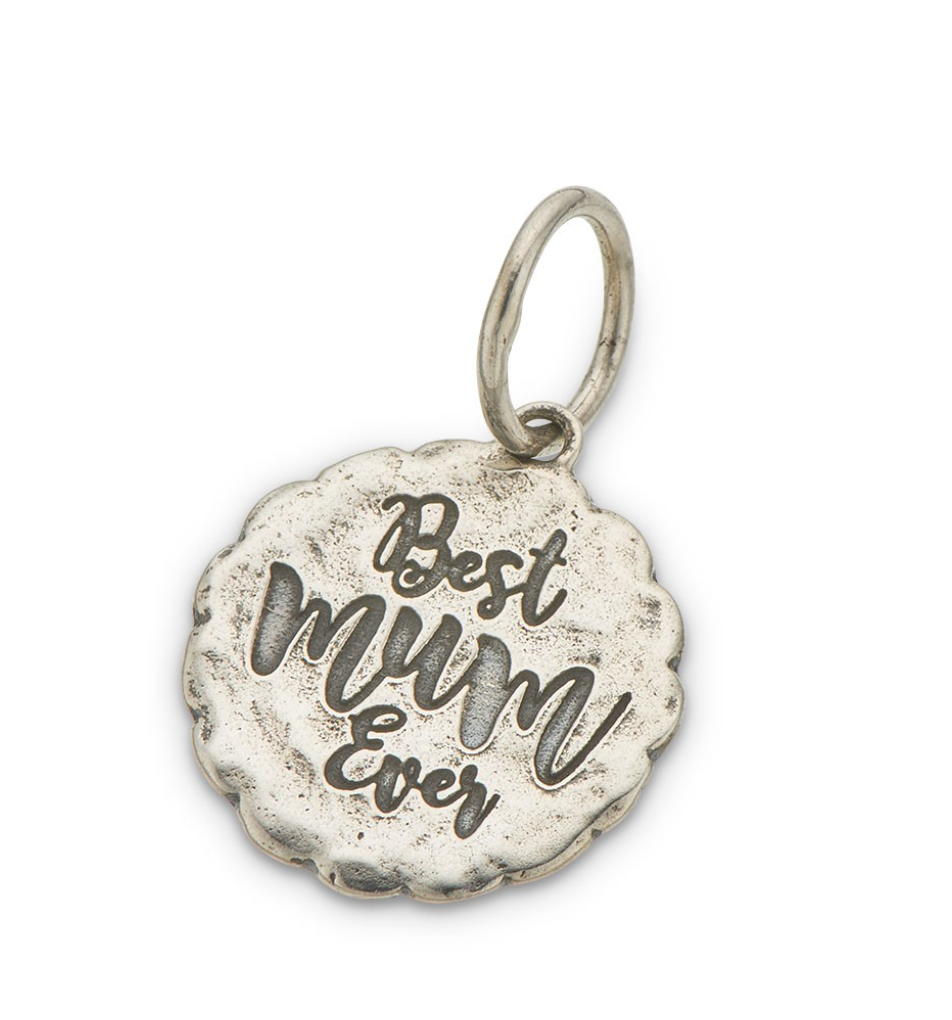 Best Mum Ever Charm