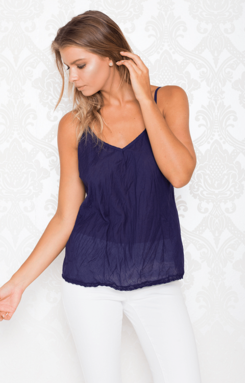 Lula Life Cami - Available in Different Colours