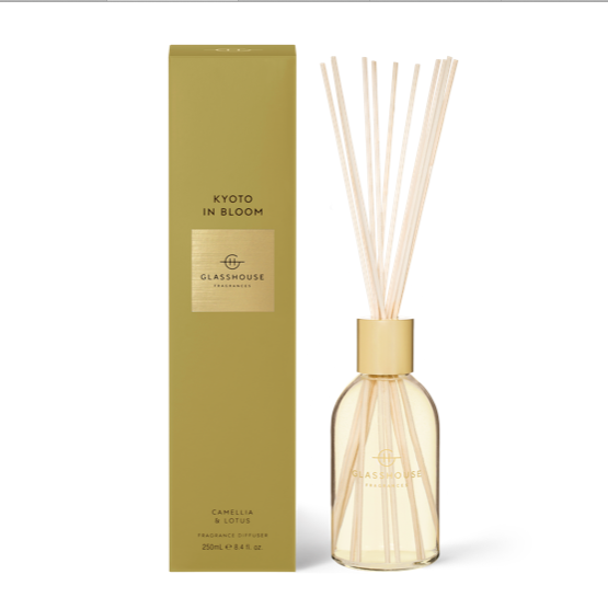 Kyoto In Bloom - 250ml Diffuser