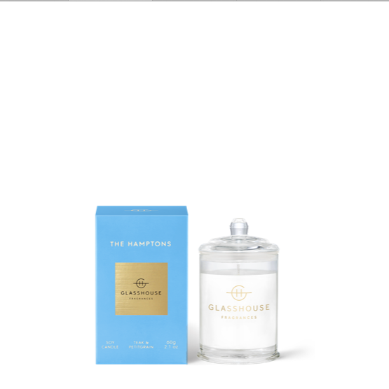 The Hamptons - 60g Candle