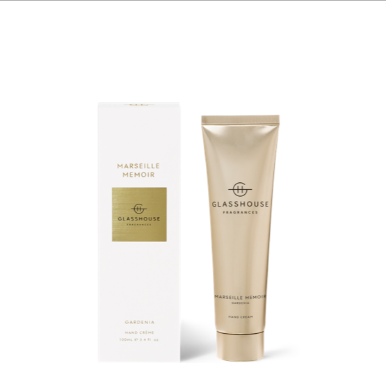 Marsiella Memoir - 100ml Hand Cream