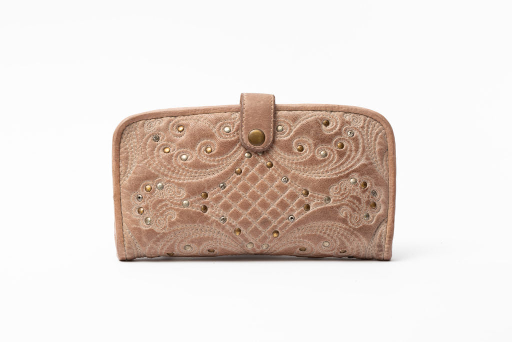 Montana Wallet - Taupe