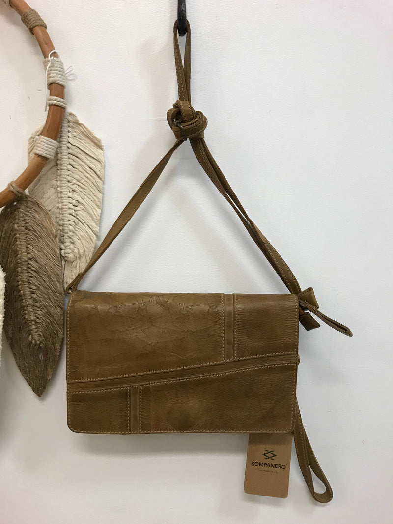 Tika Bag - Tobacco