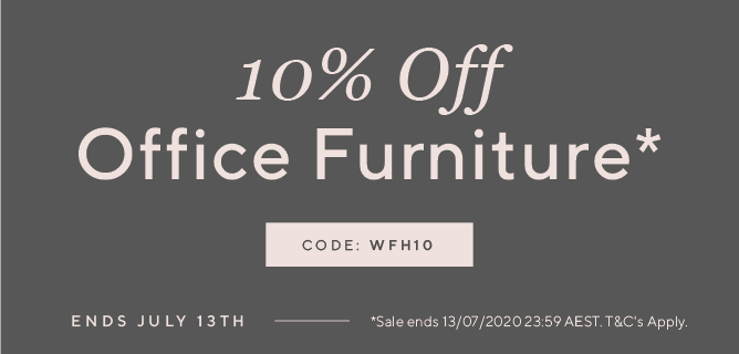 10% off on Office Furnitures