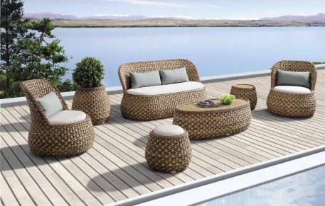 Mosch Outdoor Lounge Set