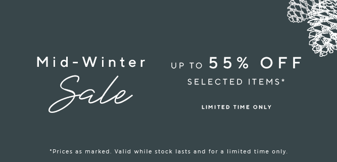 Mid Winter Sale