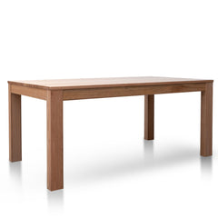 Javier 1.8m Dining Table - Messmate