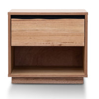 Horace Bedside Table - Messmate