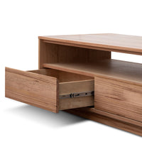 Javier 1.2m Coffee Table - Messmate