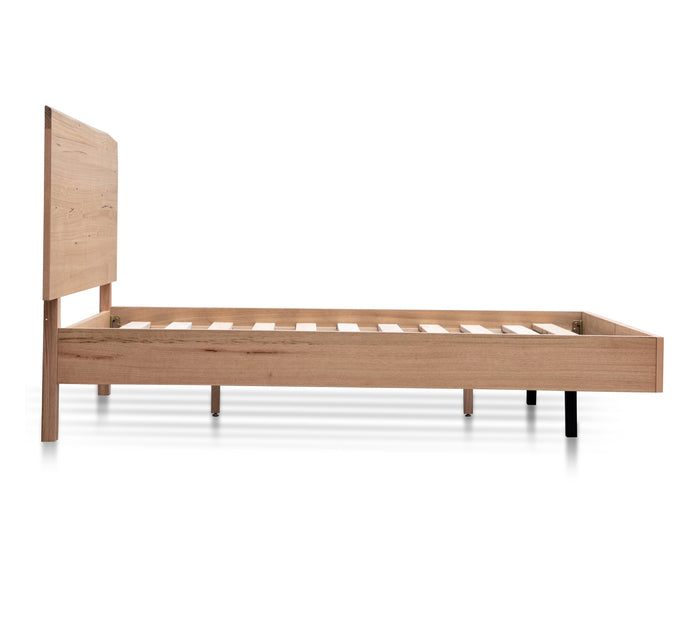 Horace King Sized Bed Frame - Messmate