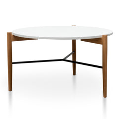 Faye Scandinavian 82cm Round Coffee Table