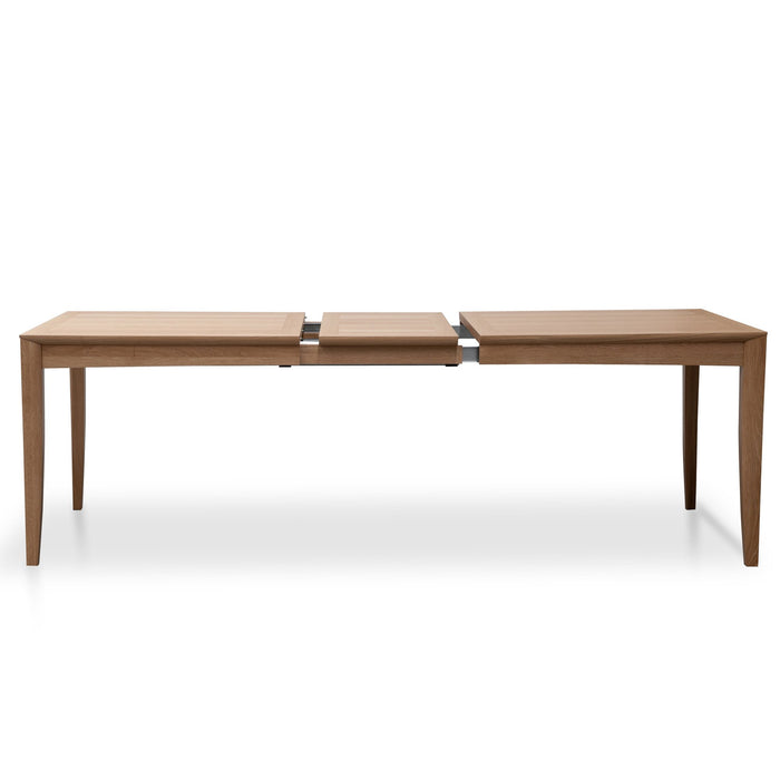 Eldora 6-8 Extendable Dining Table - Natural