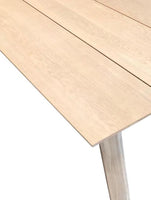 Rohan 1.5m Timber Dining Table - Natural