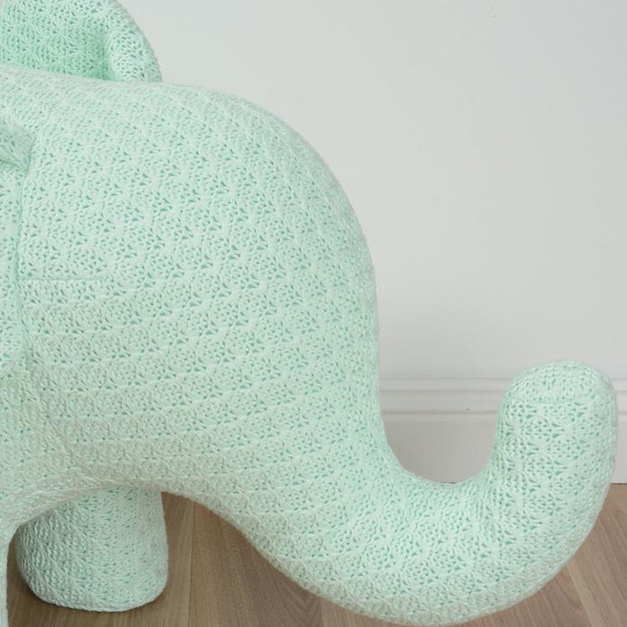 Ellie the Elephant Jnr Kids Chair - Mint