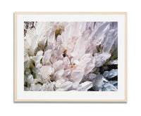 Crystalize Photographic Wall Art Print
