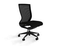 Balance Project Executive Mesh Ergonomic Office Chair - Black
