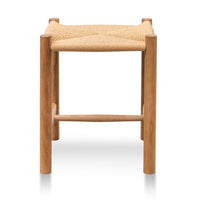 Erika Oak Low Stool - Natural