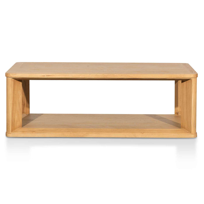 Sandoval Coffee Table - Elm Distress Natural