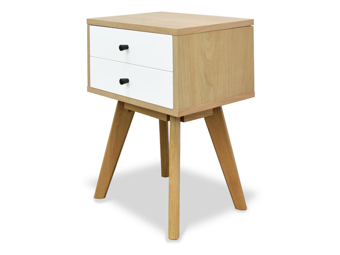 Evelyn Scandinavian Lamp Side Table