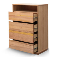 Horace Tallboy Drawers  - Messmate