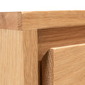 Irma 1.5m Wooden Buffet Units - Natural Oak