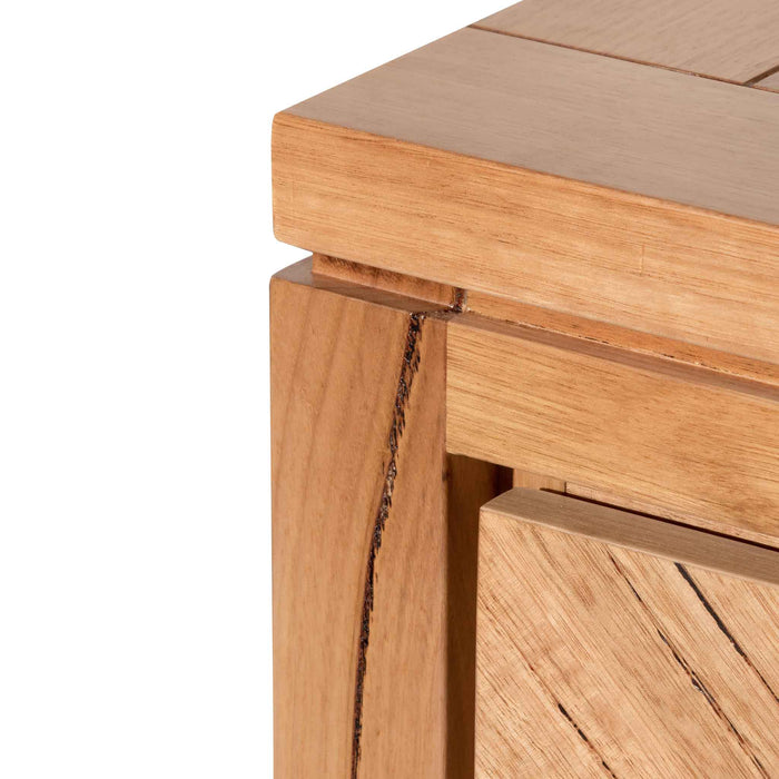 Tessa 1.5m Console Table - Messmate