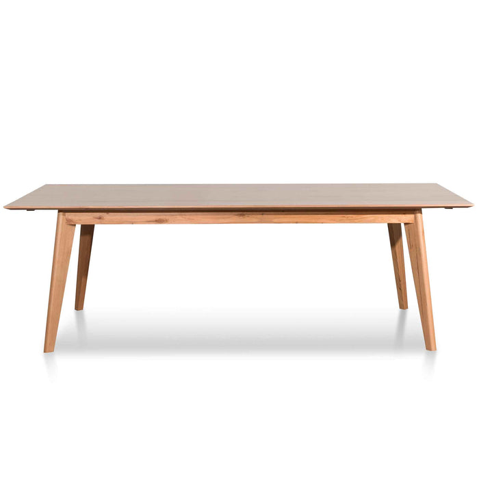 Ortega 2.4m Dining Table - Messmate