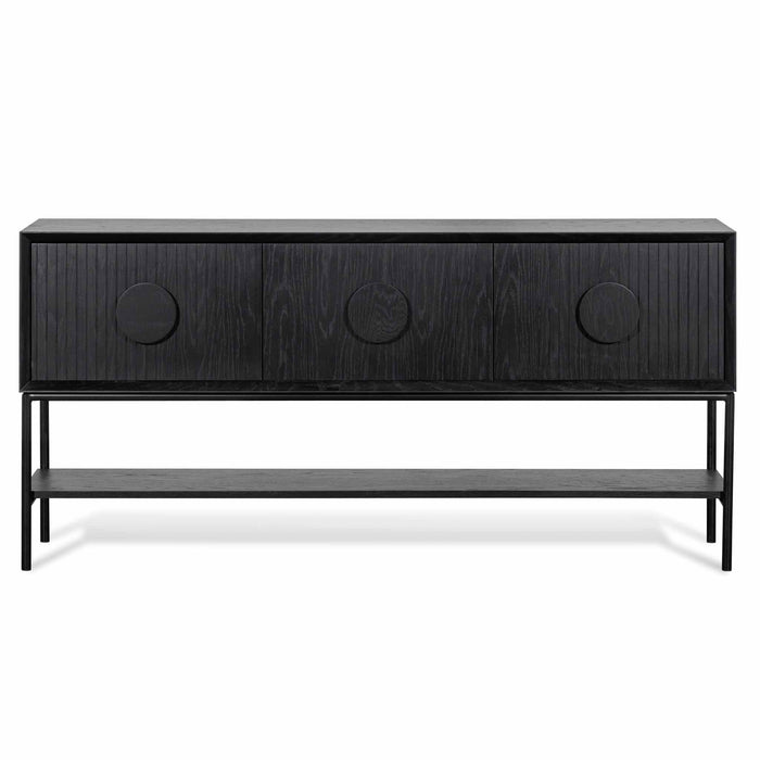 Curtis 1.8m Console Table - Black DT6452-CN