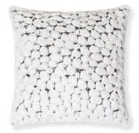 Dakota 45 cm Cushion - White