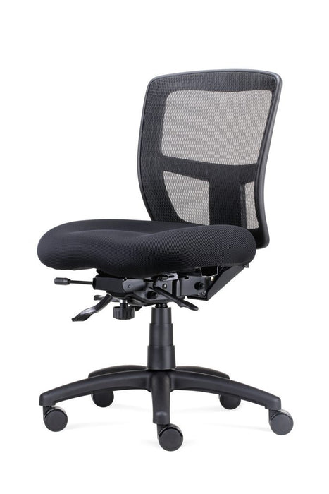 Dash Ergonomic Mesh Office Chair - Black