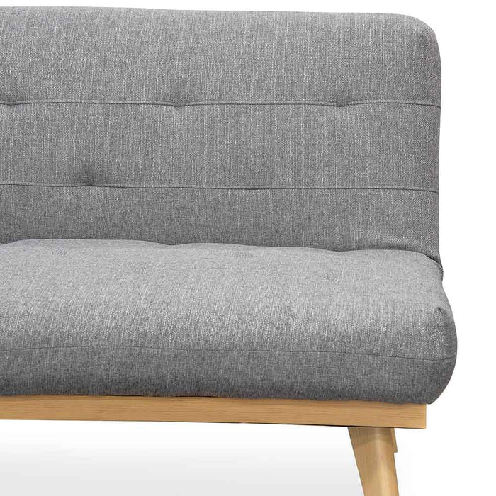 Reyes 3 Seater Sofa Bed - Cloudy Grey