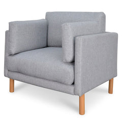 Austin Armchair - Light Grey