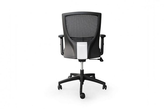 Linc Ergonomic Mesh Office Chair - Black