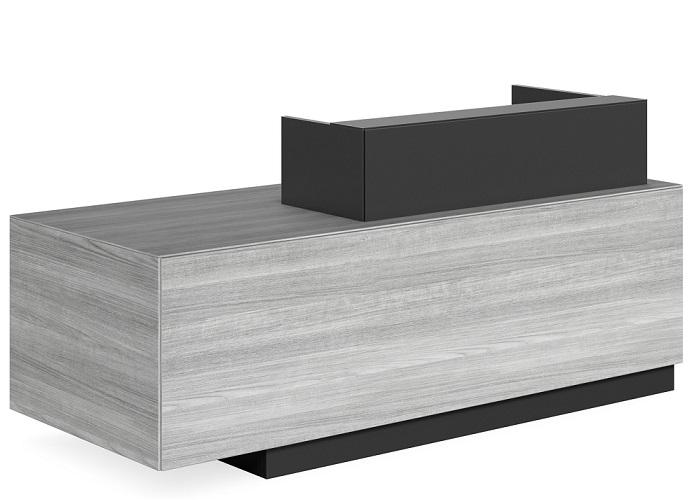 Mies Jazz Reception Counter - Fox Teakwood