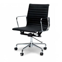 Management Office Chair - Eames Replica - Black