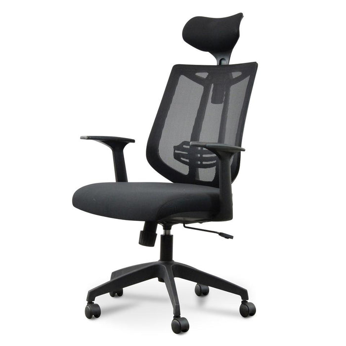 Deniz Mesh Office Chair with Head Rest
