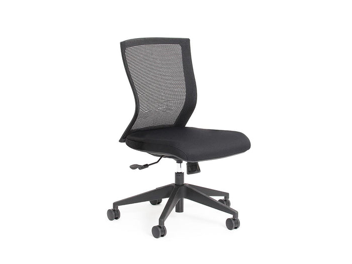 Balance Mesh Ergonomic Office Chair - Black