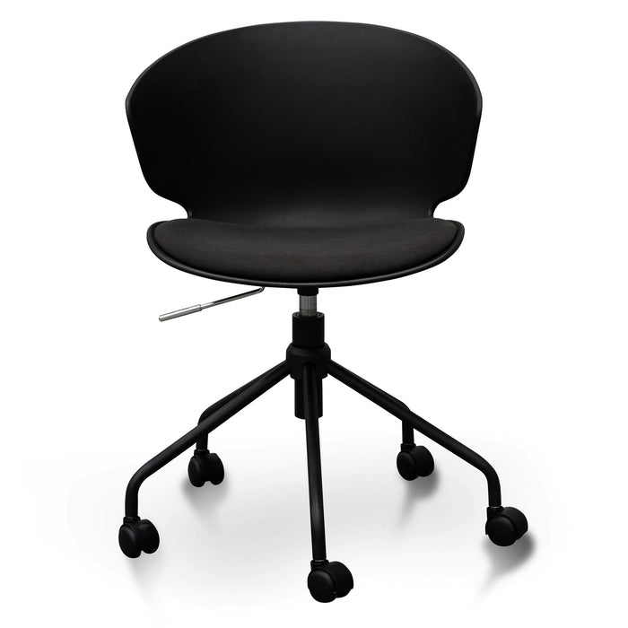 Betrillo Office Chair - Full Black