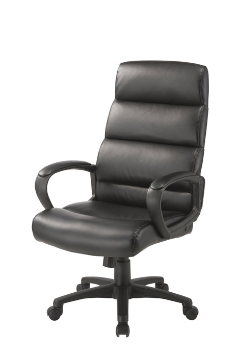 Markus High Back Office Chair - Black