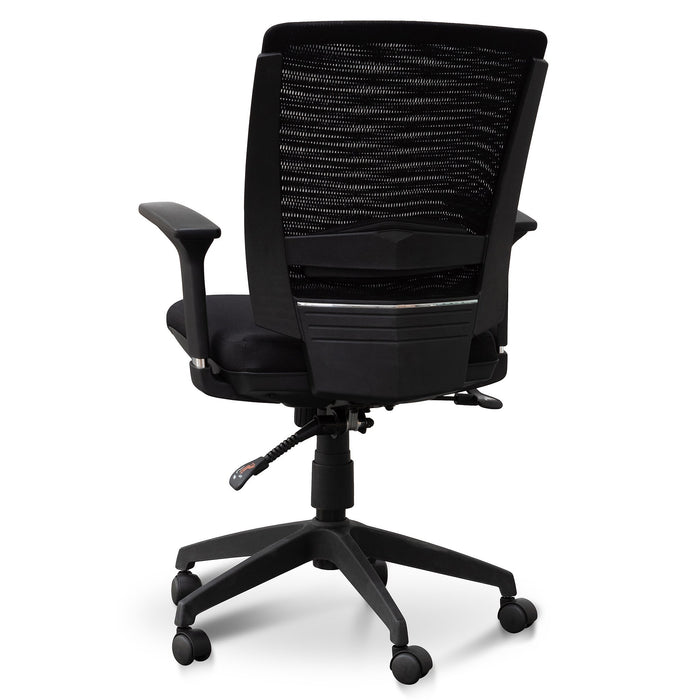 Hass Mesh Office Chair - Black