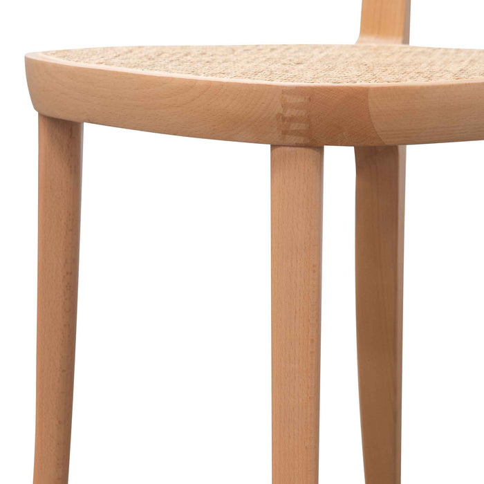 Orval Rattan Dining Chair - Natural