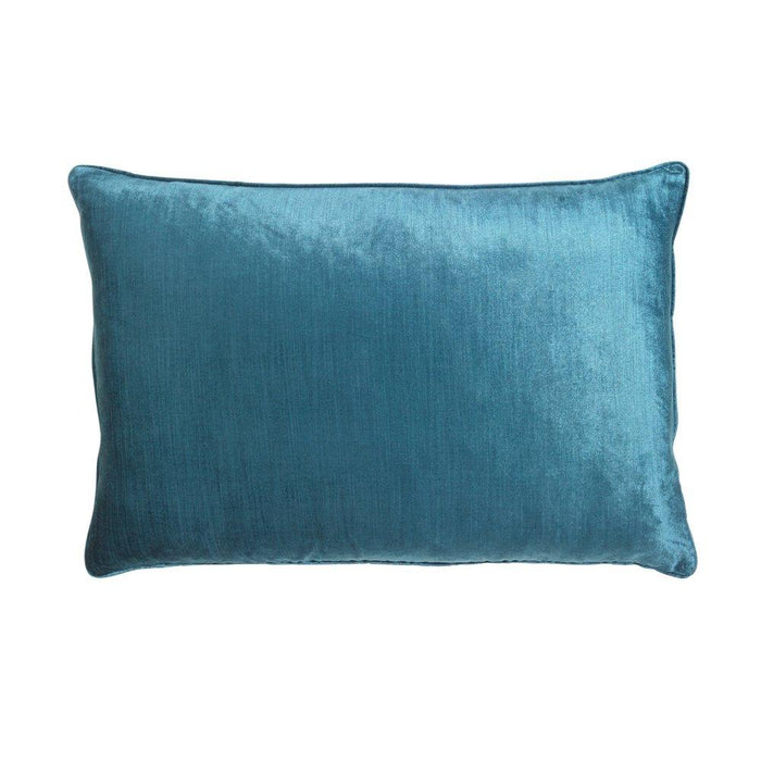 Roma 40x60cm Velvet Cushion - Teal
