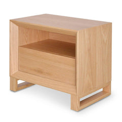 Jaxson Bedside Table - Natural Oak
